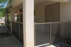 Blocking-off-patio