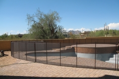 Pool-Fence-Installed-On-Pavers