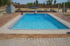 Pool-Safety-Net-install